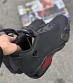 """Air Jordan 14 SE """"Black Ferrari"""" model number :BQ3685-001"""