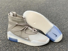DS 2019 Nike Air Fear of God 1 Oatmeal AR4237-900
