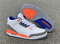 Nike Air Jordan 3 Retro 'Knicks' White
