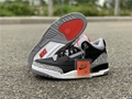 Nike Air Jordan 3 OG Black Cement Grey