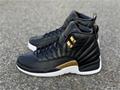 WMNS Air Jordan 12 Midnight Black AO6068-007 jordan sneaker  3