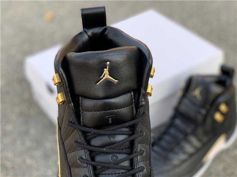 WMNS Air Jordan 12 Midnight Black AO6068-007 jordan sneaker  9
