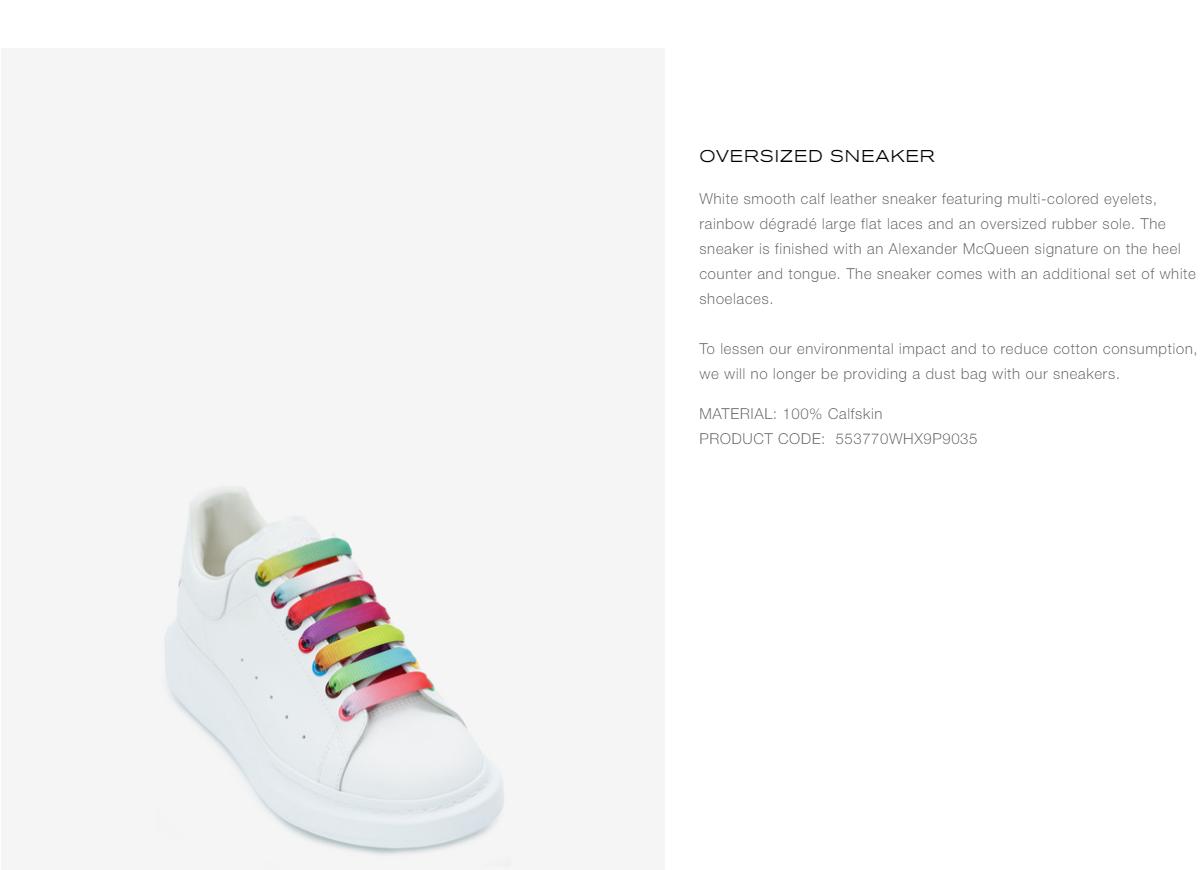 Hotsale alexander         oversized sneaker          sneaker mcq shoes  1