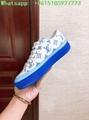 stellar sneaker blue    sneaker    women shoes  1A65TW Monogram print   4