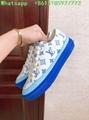 stellar sneaker blue    sneaker    women shoes  1A65TW Monogram print   6
