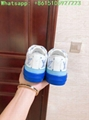 stellar sneaker blue    sneaker    women shoes  1A65TW Monogram print   7