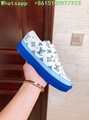 stellar sneaker blue    sneaker    women shoes  1A65TW Monogram print   8