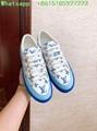 stellar sneaker blue    sneaker    women shoes  1A65TW Monogram print   9