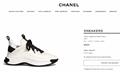 CC sneaker Ve  et Calfskin & Mixed