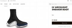 archlight sneaker boot 1A5C7G    sneaker    women boot    boot