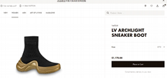 archlight sneaker boot 1A52LX    women boot    women sneaker    shoes