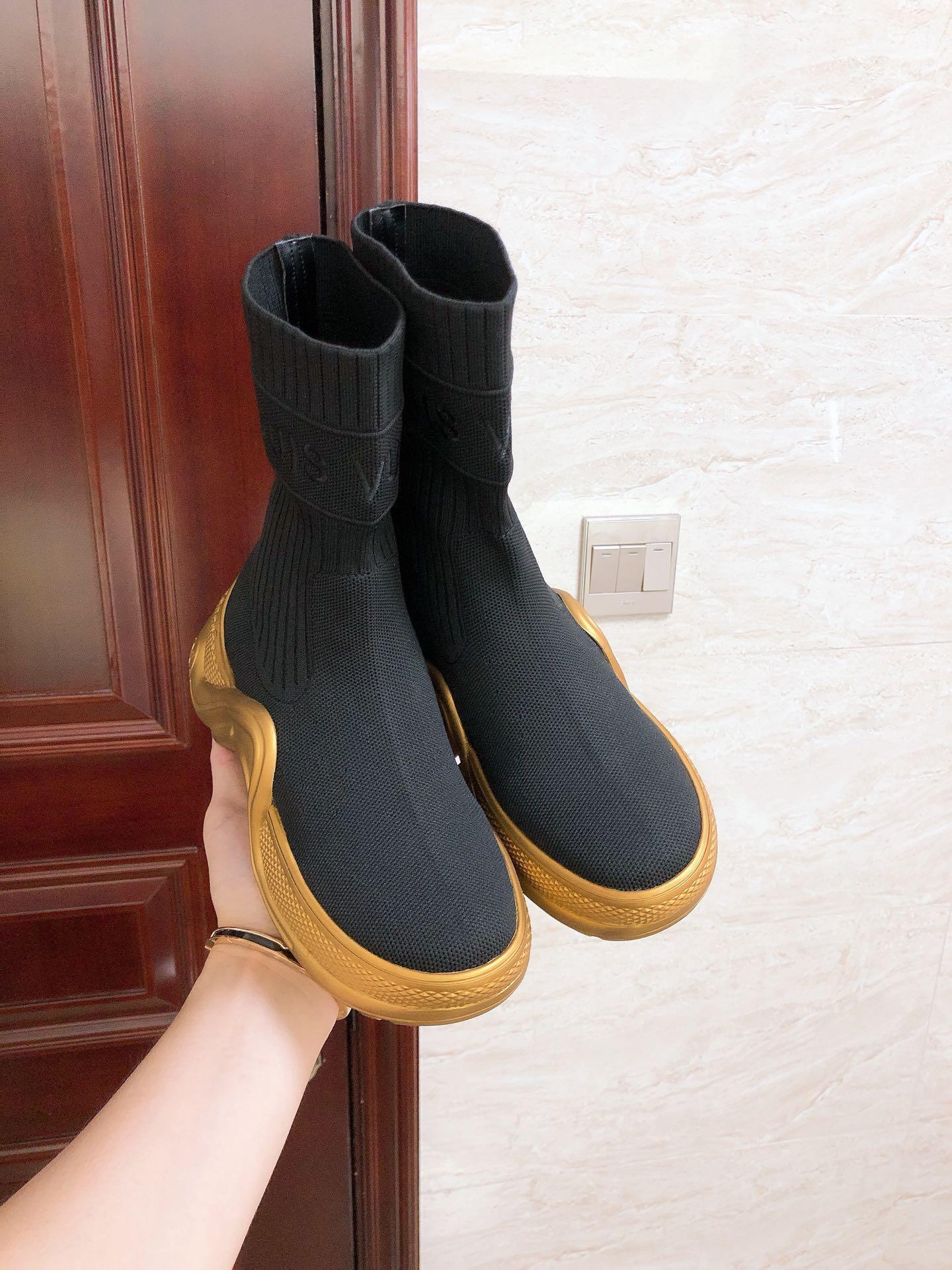 lv archlight sneaker boot 1A52LX lv women boot lv women sneaker lv shoes  9