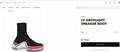 lv archlight sneaker boot lv women