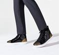Christian louboutin Lou Spikes Orlato Flat Sneaker Cl Shoes Cl sneaker