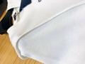 LV PENDANT EMBROIDERY T-SHIRT LV TSHIRT LV MEN TSHIRT WHITE 1A5VES