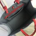 LV ONTHEGO GM  tote bag lv bags lv handbags denim blue  M44992