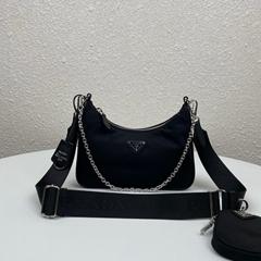 Prada Re-Edition 2005 nylon shoulder bag prada bags