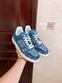 trainer sneaker Blue Monogram denim    sneaker    shoes 1A7S51 2