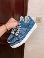 trainer sneaker Blue Monogram denim    sneaker    shoes 1A7S51 6