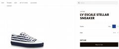hotsale lv escale stellar sneaker lv sneaker lv women shoes lv shoes