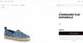 starboard flat espadrille    women shoes