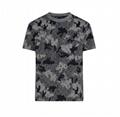 lv camo jacquard t-shirt 1A7X35 lv tshirt lv men tshirt lv monogram tshirt