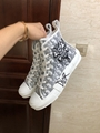 Dior B23 HIGH-TOP SNEAKER Bee Embroidery Patch  Dior sneaker
