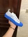 B23 LOW-TOP SNEAKER Gradient Blue Dior Oblique Canvas Dior sneaker