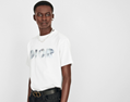 Dior OVERSIZED T-SHIRT WITH 3D ERODED