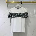 White cotton T-shirt       tshirt  crew