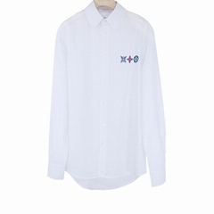 multicolor monogram regular shirt    shirt 1A7XWP     shirt    men shirt