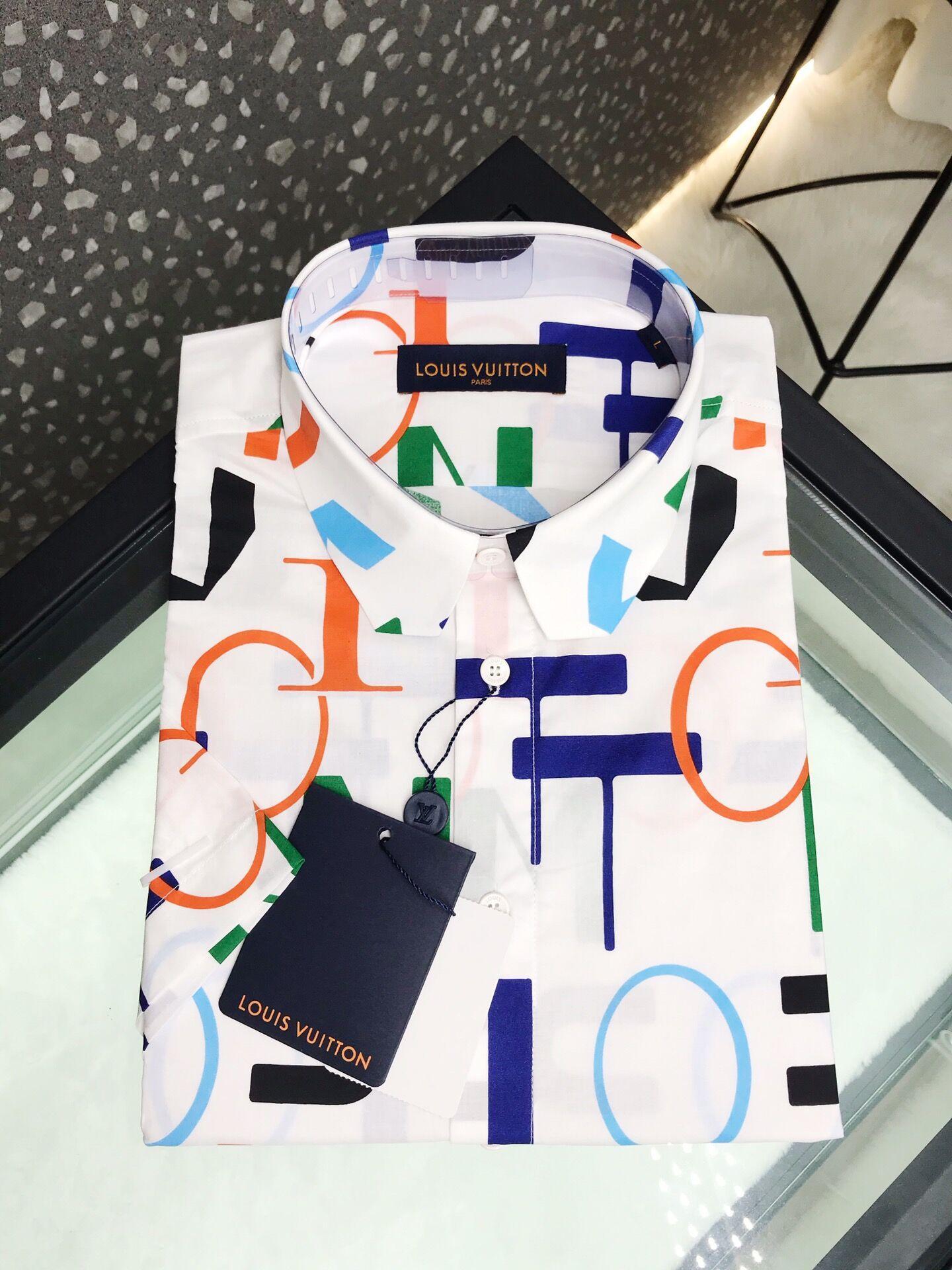 electric regular dna short-sleeved shirt    shirt  5