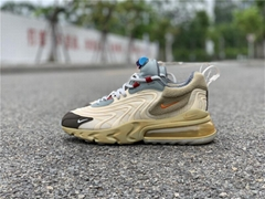 """Travis Scott x Nike Air Max 270 React """"Cactus Trails"""" CT2864-200 nike shoes (Hot Product - 3*)"""