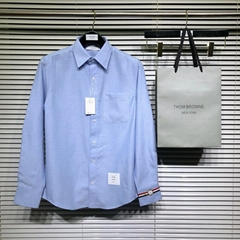 THOM BROWNE SHIRT FOR MEN MEN SHIRT