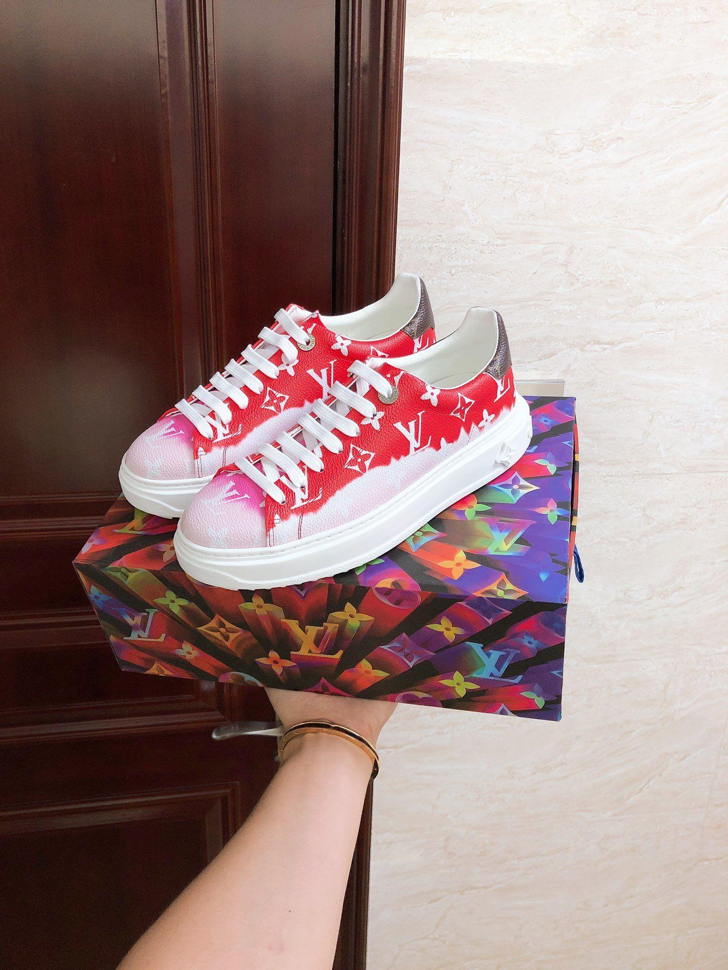 escale time out sneaker red    sneaker    women shoes    shoes 1A7ULR 10