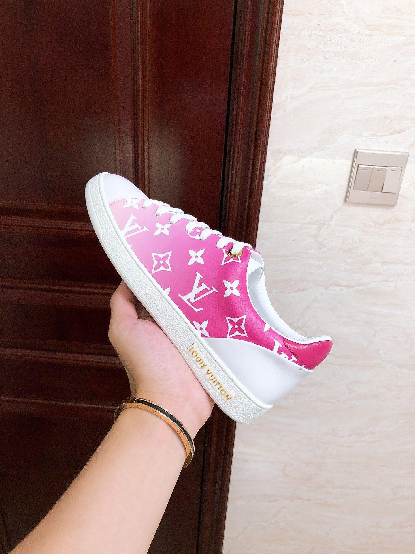 frontrow sneaker    sneaker    women shoes    pink  shoes 1A87CE  5