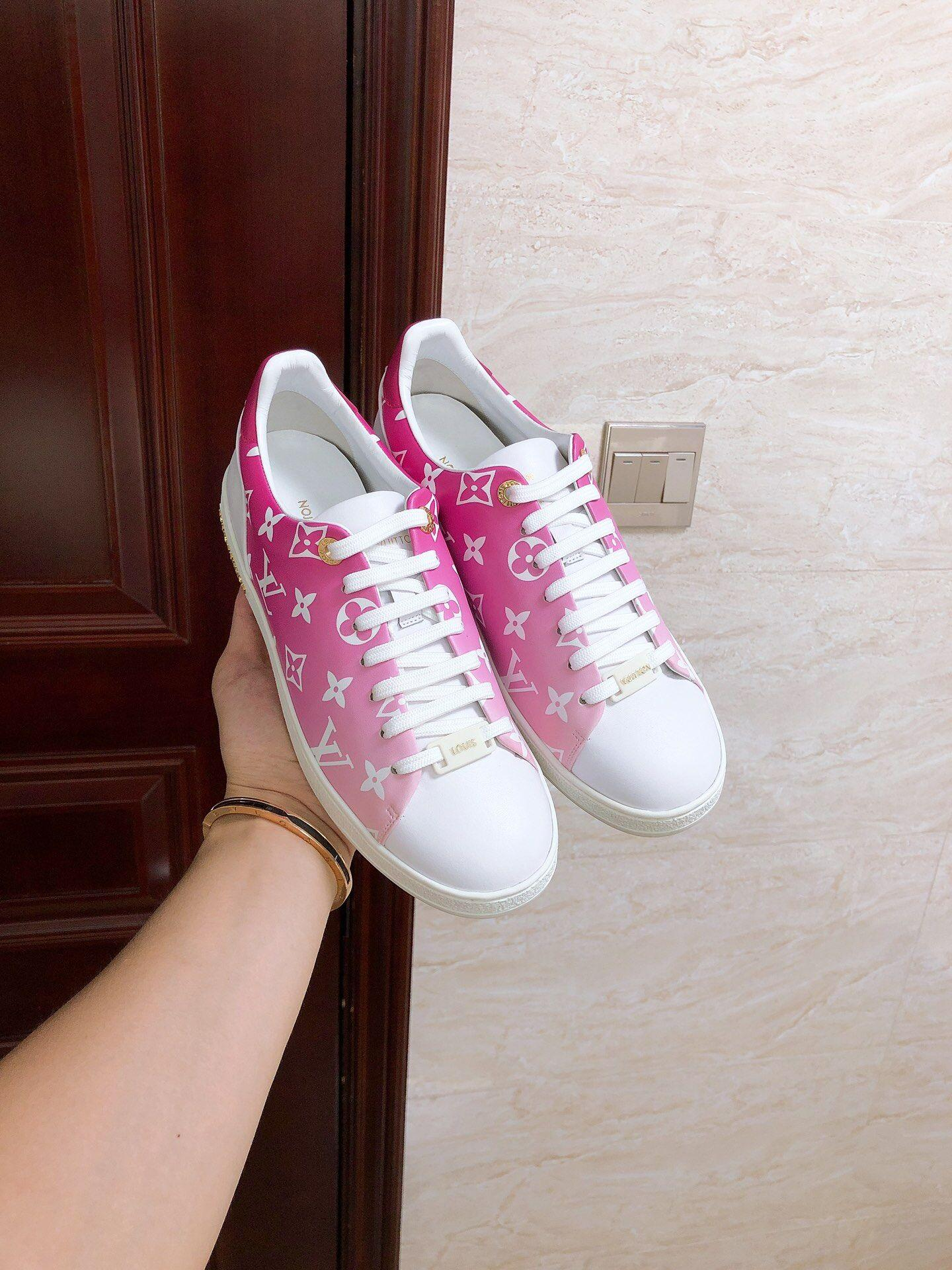 frontrow sneaker    sneaker    women shoes    pink  shoes 1A87CE  7