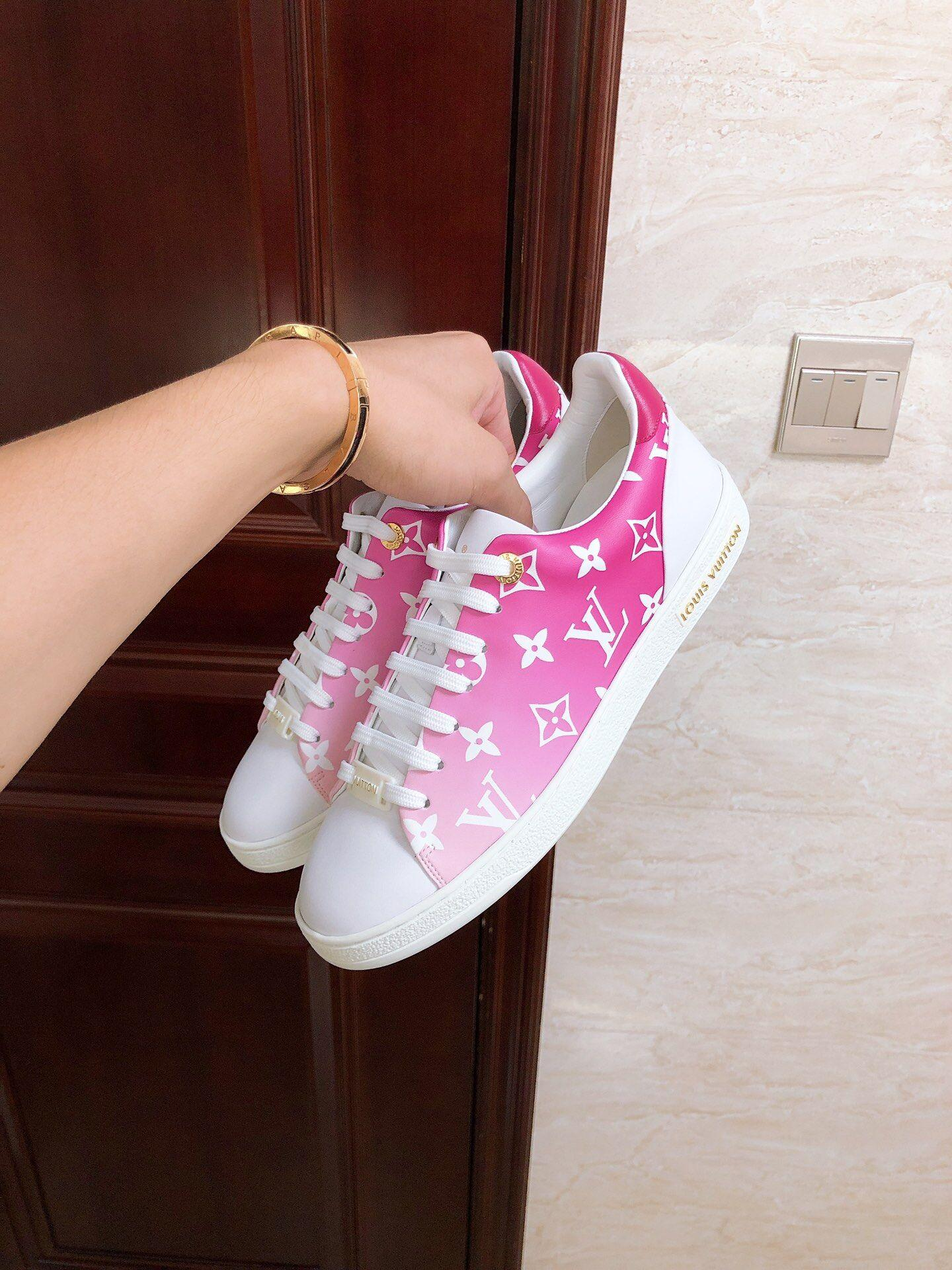frontrow sneaker    sneaker    women shoes    pink  shoes 1A87CE  8