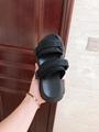 D-wander slide black camouflage technical fabric      sandal      lady sandal  2