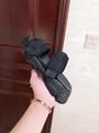 D-wander slide black camouflage technical fabric      sandal      lady sandal  3