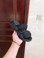 D-wander slide black camouflage technical fabric      sandal      lady sandal  7