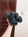 D-wander slide black camouflage technical fabric      sandal      lady sandal  8