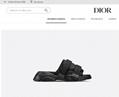 D-wander slide black camouflage technical fabric      sandal      lady sandal  1