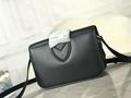 lv pont 9 lv bags lv handbags lv shoulder bag black M55948