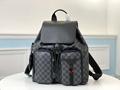 lv UTILITY BACKPACK lv men backpack N40279