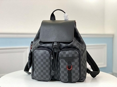 lv UTILITY BACKPACK lv men backpack N40279