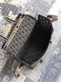 CAMP BAG Blue      Oblique Embroidery  7