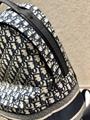 TRAVEL BACKPACK Blue      Oblique Jacquard      backpack  4
