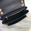 lv VAVIN PM BLACK lv handbags embossed Monogram Empreinte leather M44151