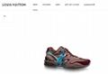 trail sneaker    sneaker    men shoes